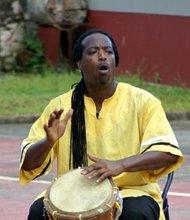 James Lovell wants to preserve the Garifuna language of Belize.