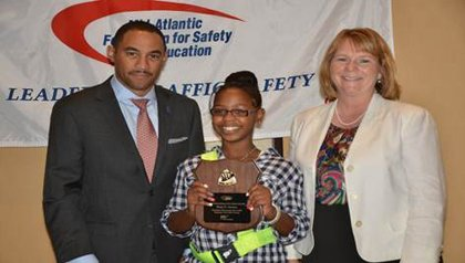 The Mid-Atlantic Foundation for Safety and Education recently honored 14 Maryland students by presenting them with the 2013 Outstanding School ...