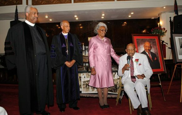 Mother AME Zion Church held a dedication ceremony on June 16 that celebrated the official renaming of the church's lower ...