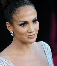 Actress Jennifer Lopez arrives at the Hollywood and Highland Center in Hollywood, California on Sunday, February 26, 2012 for the 84th Annual Academy Awards ceremony. Lopez presents this year.
