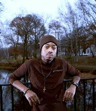 Hip hop artist Mike Lee
