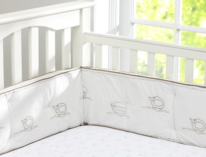 While crib bumpers may be cute, they're dangerous, and now they're illegal in the state of Maryland.