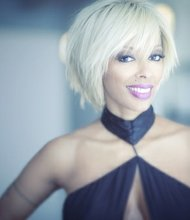 Celebrity hairstylist Shirley Gordon