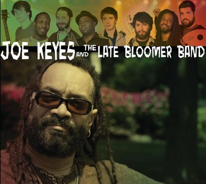 Enjoy a free outdoor concert on the labyrinth featuring Joe Keyes & The Late Bloomer Band at Maryland Hall for ...