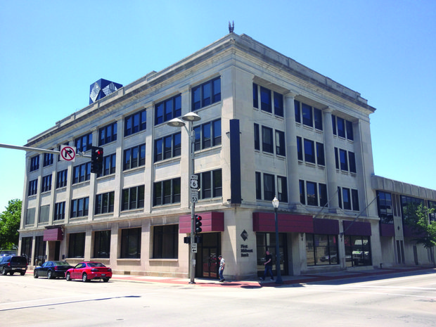 Will County officials plan to purchase the First Midwest Bank building and the bank's parking lot could one day be home to a new court house.