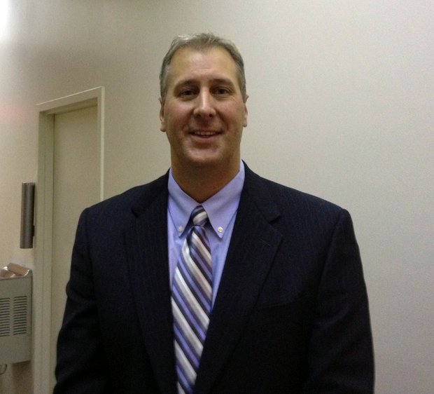 Ben Benson on Wednesday was appointed Lockport's new city administrator.