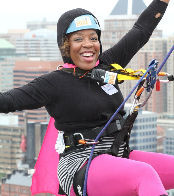 The National Kidney Foundation of Maryland (NKF-MD) held the fourth annual Rappel for Kidney Health signature event on Saturday, June ...