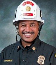 Fire Chief Brian Cummings.