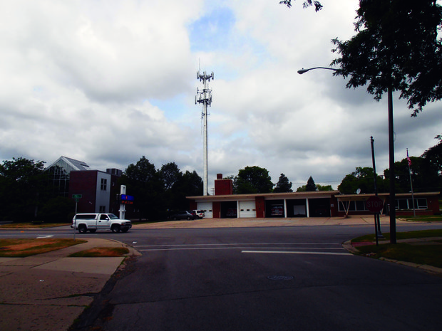 An existing tower at Lockport Fire Protection District station along 9th Street was considered by AT&T officials, but it wasn't high enough.