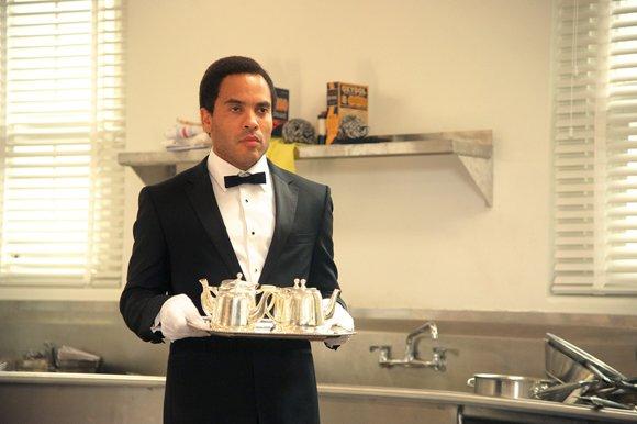 """Lenny Kravitz stars in """"The Butler."""""""