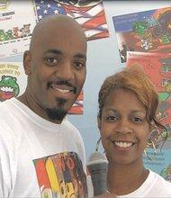 Todd and Temeca Jones founders of Funducate LLC.