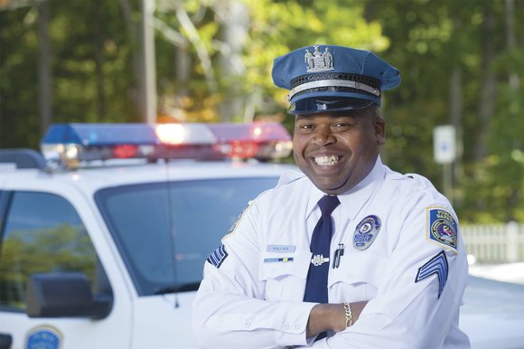 Anne Arundel Community College Public Safety Officer Lt. Darrell Wallace has been selected to receive the Maryland Chiefs of Police ...