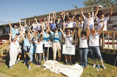 REACH Community Development, a local nonprofit affordable housing developer, joined nearly 300 community volunteers on Saturday for their 24th annual ...