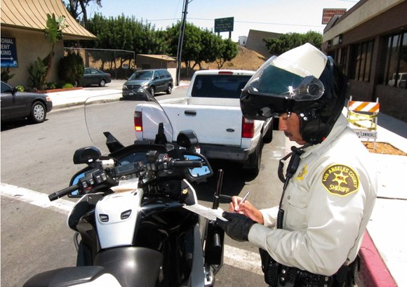 LOS ANGELES, Calif. — A judge today struck down the LAPD's policy liberalizing procedures for impounding cars of unlicensed drivers.