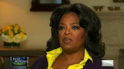 Billionaire U.S. media mogul Oprah Winfrey says she was the victim of racism on a recent trip to Switzerland when ...