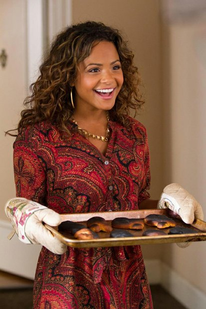 "Christina Milian as ""Taylor"" in ""Baggage Claim."""