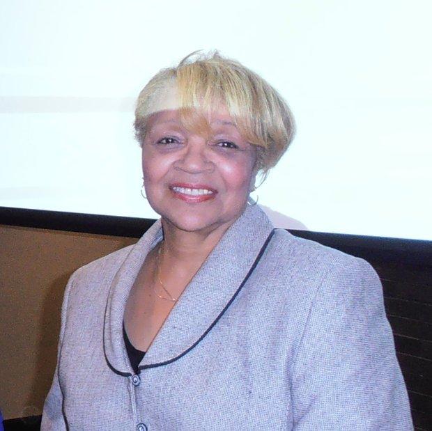 Joliet Councilwoman Susan Barber (4th District)