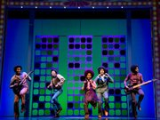 Raymond Luke, Jr. as Michael Jackson with the Jackson 5 in Motown: The Musical.