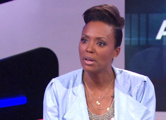 Aisha Tyler is not your typical comedian. The 42-year-old is a 6 foot tall woman who snowboards, camps, raps about ...