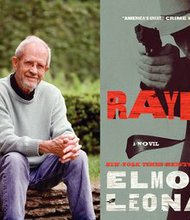 "lmore Leonard returns with his latest in crime fiction,""Raylan"". The character inspired the hit TV show, ""Justified"". The 86-year-old author has been writing bestsellers for 60 years."