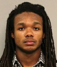 The last of the four former Vanderbilt football players indicted Friday on sex crimes charges surrendered himself August 11, 2013, at Nashville police headquarters. Brandon Banks, 19, of Brandywine, Maryland, arrived at the Warrants Division at 7 p.m. He was taken to General Hospital for a mandatory HIV test required by state law.