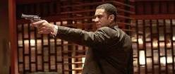 """""""I thought it was intriguing. The elements were great, the cat and mouse,"""" said actor Harry Lennix (Warner Bros.' Man ..."""