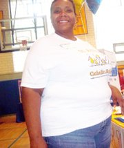 Kia Horton weighed nearly 320 pounds at her heaviest.