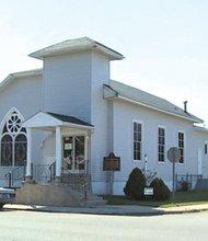 Shaffer chapel.