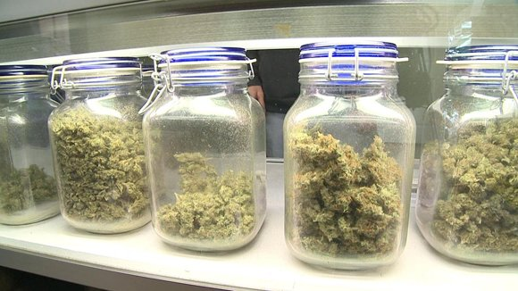 Up to 334 retail marijuana stores could be licensed to set up shop in Washington state, officials said Wednesday.