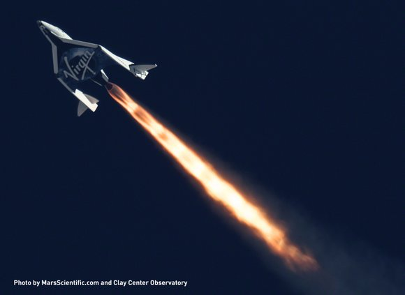 Today, Virgin Galactic, the world's first commercial spaceline owned by Sir Richard Branson's Virgin Group and Abu Dhabi's aabar Investments ...