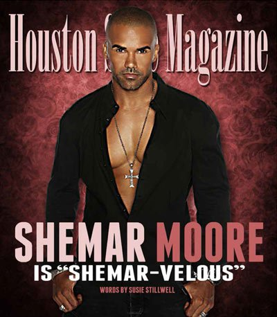 Actor Shemar Moore had an eight-year run as Malcolm Winters on the popular daytime soap opera The Young and the ...