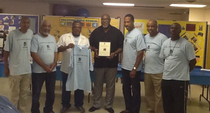 On Saturday August 31, 2013, The Annapolis Interdenominational Ministerial Alliance (AIMA) Men's Ministry, held its Quarterly Prayer Breakfast at Asbury ...