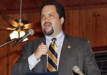 Former NAACP President Ben Jealous made history this week.