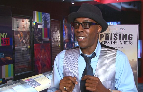 Arsenio Hall made history in the early '90s as the first national African American late night TV talk show host.