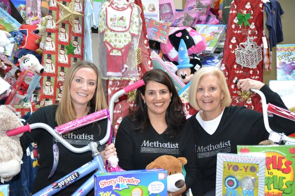 With fall around the corner and the holiday season not far behind, Houston Methodist Sugar Land Hospital is once again ...