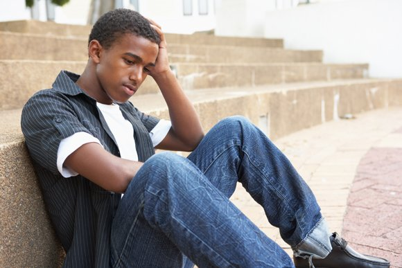 Teenagers who were adopted may be at greater risk of a suicide attempt than kids raised by their biological parents, ...