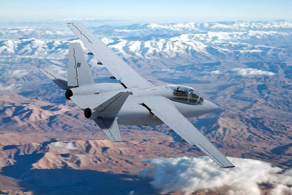 Could the U.S. Air Force's newest warplane be something the service didn't even ask for? That's the hope of a ...