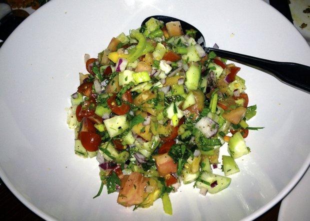 Shephard salad