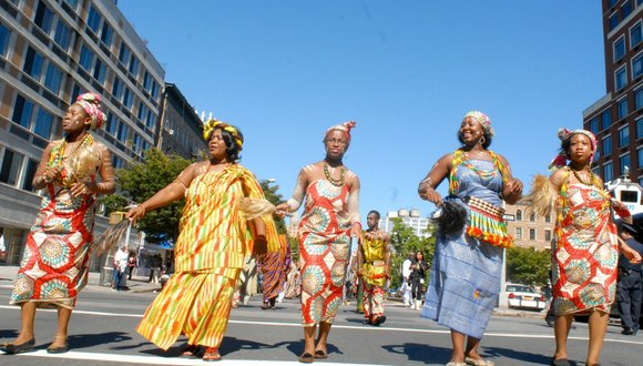 The African Diaspora travels uptown to Harlem this Sunday afternoon for the annual African Day Parade and Festival