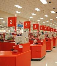 A Target store in Atlanta, Georgia