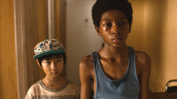 "Skylan Brooks and Ethan Dizon star in ""The Inevitable Defeat of Mister & Pete."""