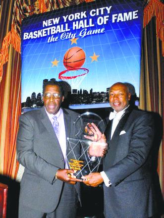 Hank Whitney and Mel Davis