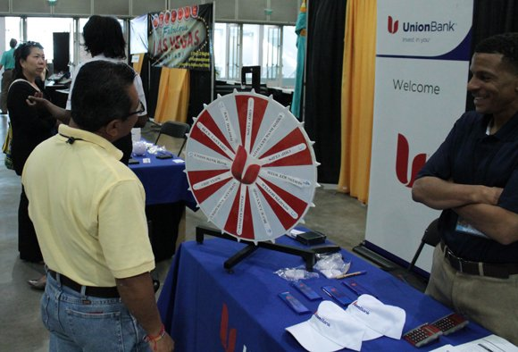Visit West Coast Expo sponsor Union Bank this Friday, September 27 and Saturday, September 28 at the Expo at the Los Angeles Convention Center.