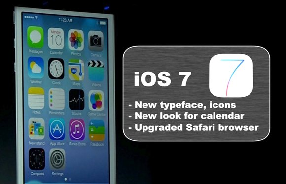 The new version of Apple's mobile operating system, iOS 7, was released September 18 to mostly positive reviews.
