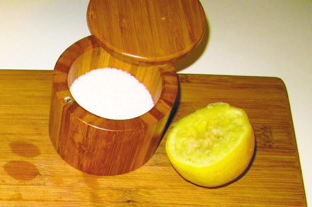 Preserved lemon ingredients