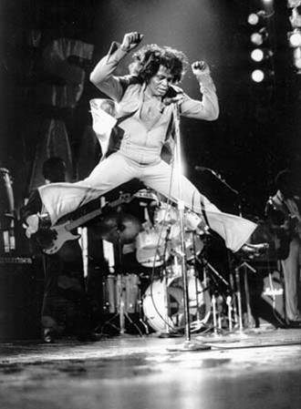 "A must for your October dance calendar is the Apollo Theater's ""James Brown: Get on the Good Foot, a Celebration ..."