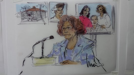 """Michael Jackson's mother told jurors she filed a wrongful death lawsuit against AEG Live """"because I want to know what really happened to my son."""" Katherine Jackson is the final witness as her lawyers conclude their wrongful death case against the pop icon's last concert promoter in a Los Angeles court Friday, July 19, 2013."""