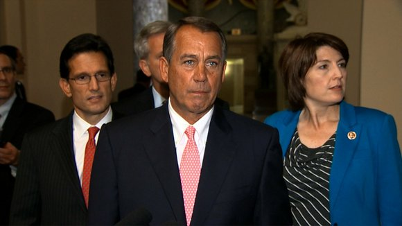House Republicans won't support raising the federal government's borrowing limit without new spending cuts from the Obama administration, and the ...