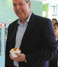Palmdale Mayor Jim Ledford