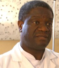 Denis Mukwege, a pioneering doctor from the Democratic Republic of Congo, has dedicated his life to helping rape victims. He is a top contender for the Nobel Peace Prize.